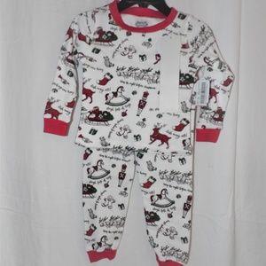 mud pie pajamas mud pie very merry christmas pajamas 9 12 mo nwt - Mud Pie Christmas Pajamas